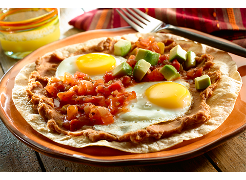 Toufayan Bakeries Huevos Rancheros Wraps
